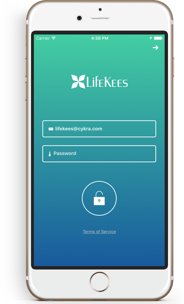 Lifekees Password Manager